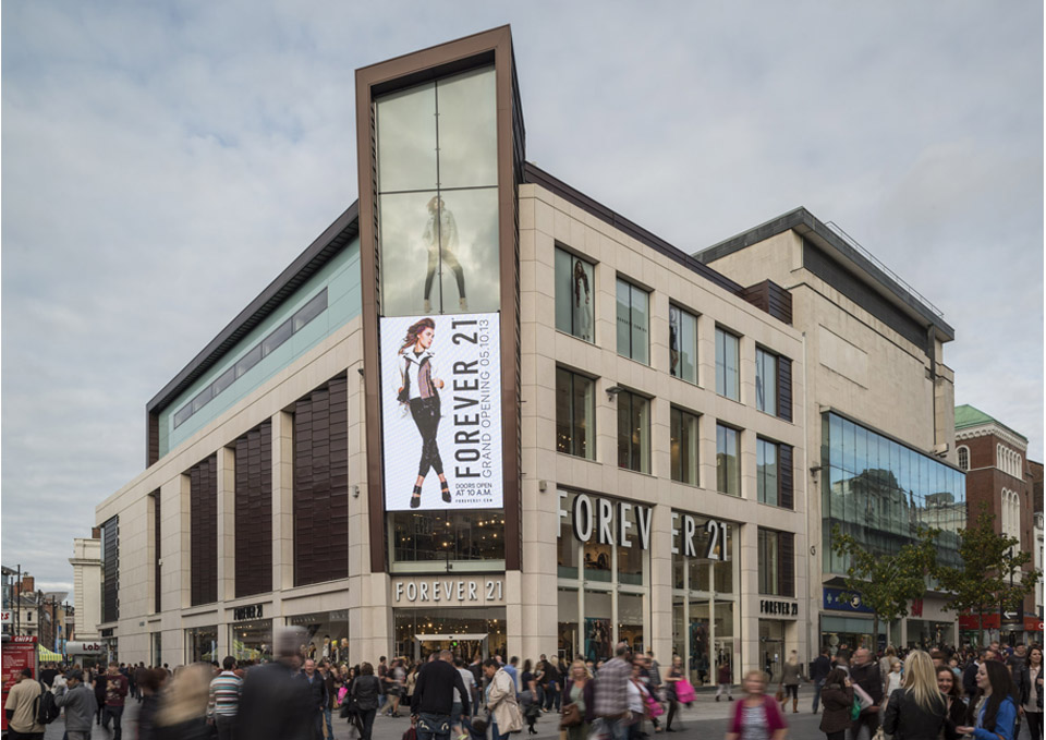 Forever 21, Liverpool